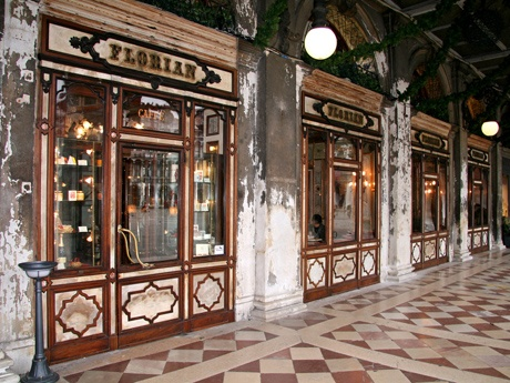 Il Caffe Florian- I remember waiting and waiting for a seat to open here. Next time!
