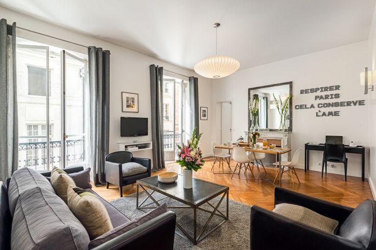 パリ サン・ジェルマン地区の[apt type]賃貸アパート:プライベート・ホームズ