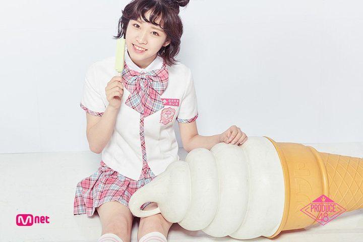 Produce 48: Profiles [P101 S3] - 27. Ichikawa Manami ☆ AKB48 ...