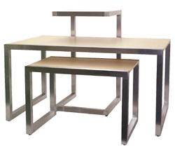 Alta Display Tables