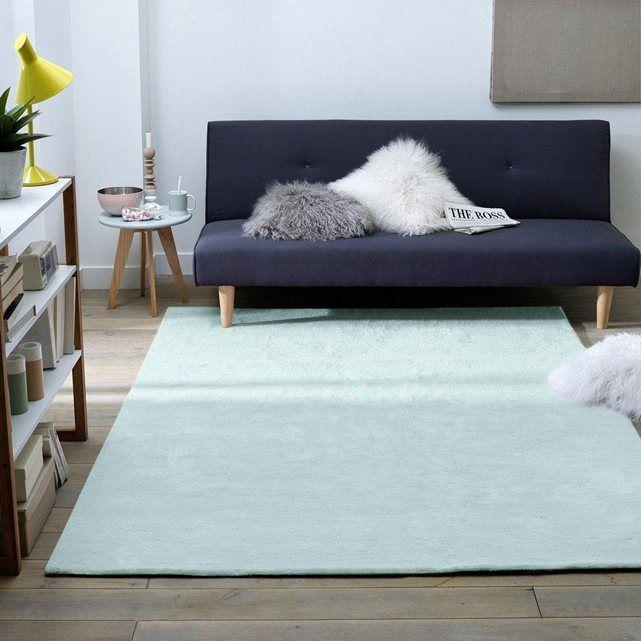 stunning tapis coton tuft renzo la redoute interieurs la redoute mobile with tapis couloir la. Black Bedroom Furniture Sets. Home Design Ideas