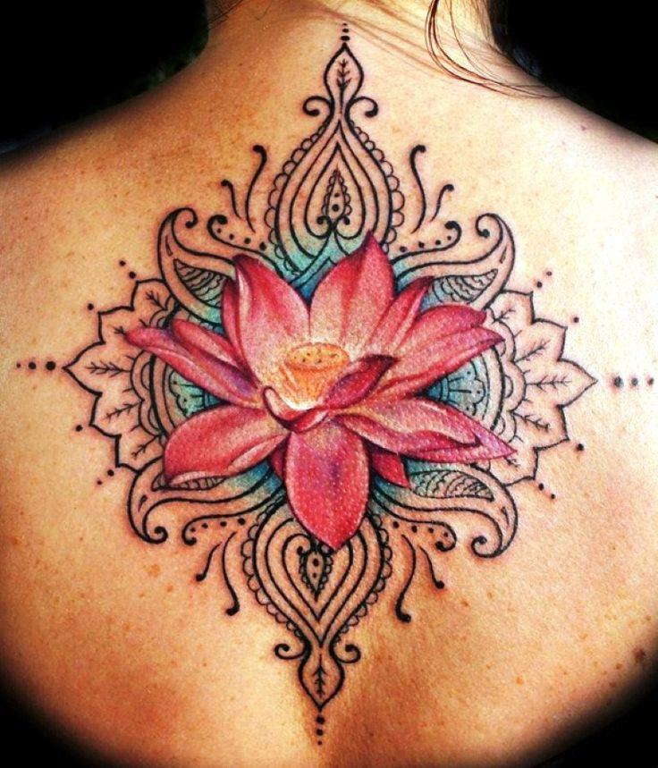 Lotus Flower Henna Tattoo Designs: Lotus Flower Tattoo Designs