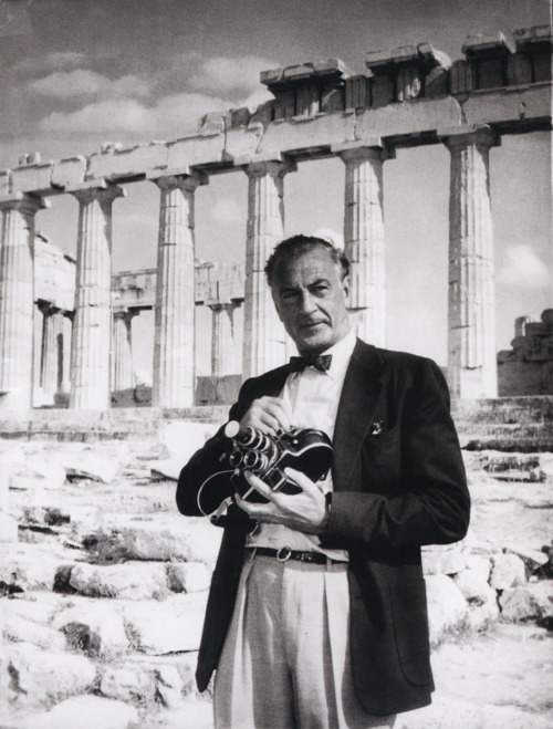 Gary Cooper in Athens (1956)