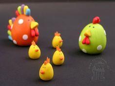 Tortentantes Tortenwelt - DER Tortenblog mit Anleitungen und Tipps für Motivtorten: Hühner-Eier oder Eier-Hühner: Was denn nun?