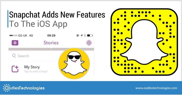 #Snapchat Adds New Features To The #iOSApp http://www.oodlestechnologies.com/blogs/Snapchat-Adds-New-Features-To-The-iOS-App  #AppDevelopmentServices #ApplicationDevelopmentCompany