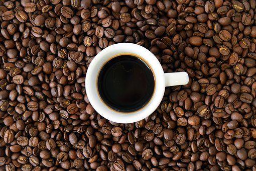 Kawy, Ziarna Kawy, Aromat, Kafejka