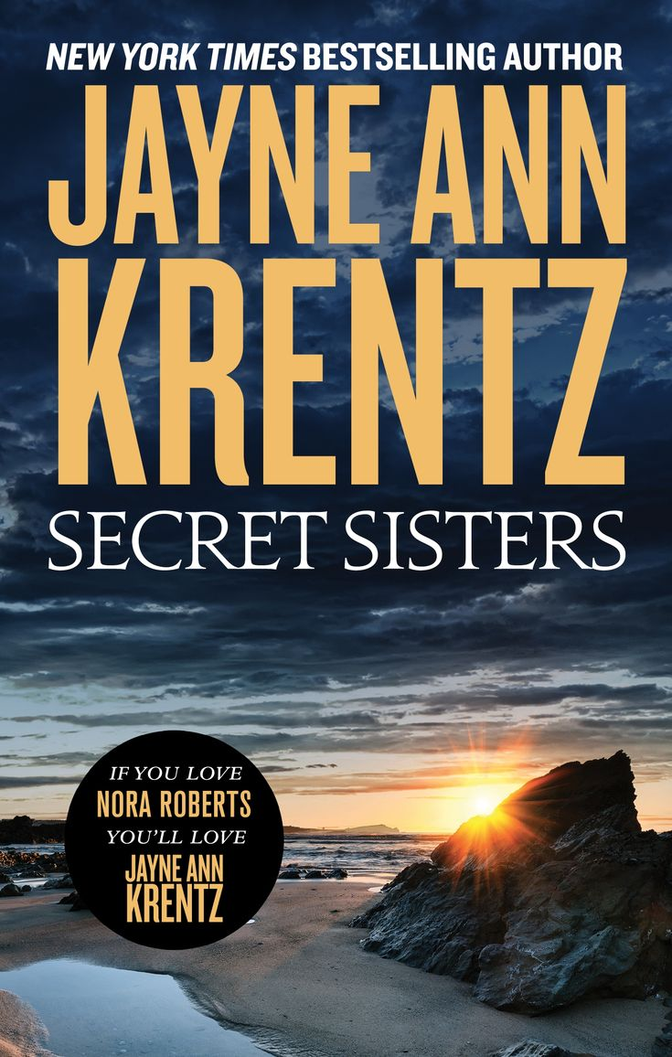 """""""The one thing that can be said for SECRET SISTERS is that the plot is reasonable and Krentz makes an effort to include enough red herrings and twists to hold your attention even if the characters are jerks and they're having creepy sex."""" Kernel Fiona Fyfe reviews SECRET SISTERS from Jayne Ann Kretz, out now from Hachette Australia Books. http://saltypopcorn.com.au/secret-sisters/"""