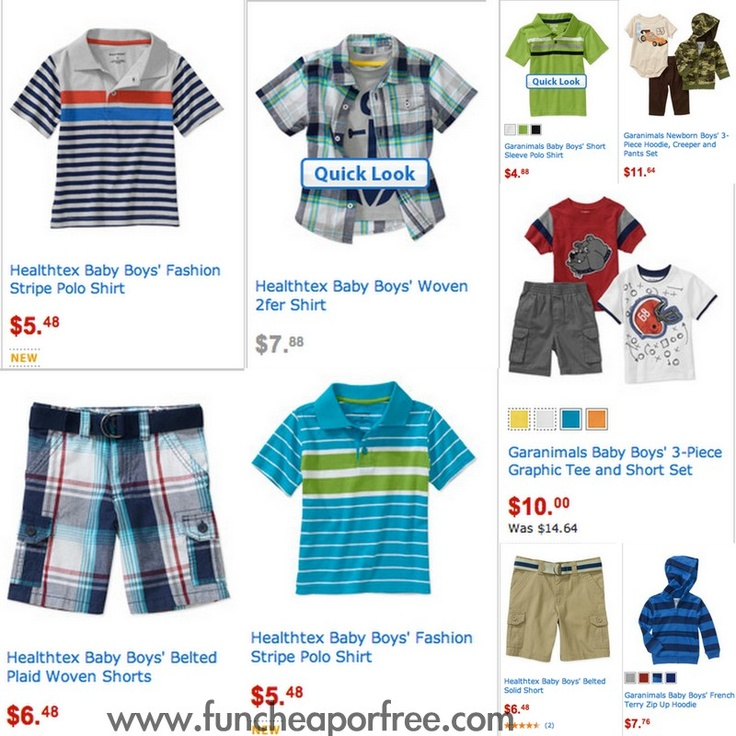 Super affordable kid clothes from Walmart. Who knew! Info at www.funcheaporfree.com #kids #clothes #shopping