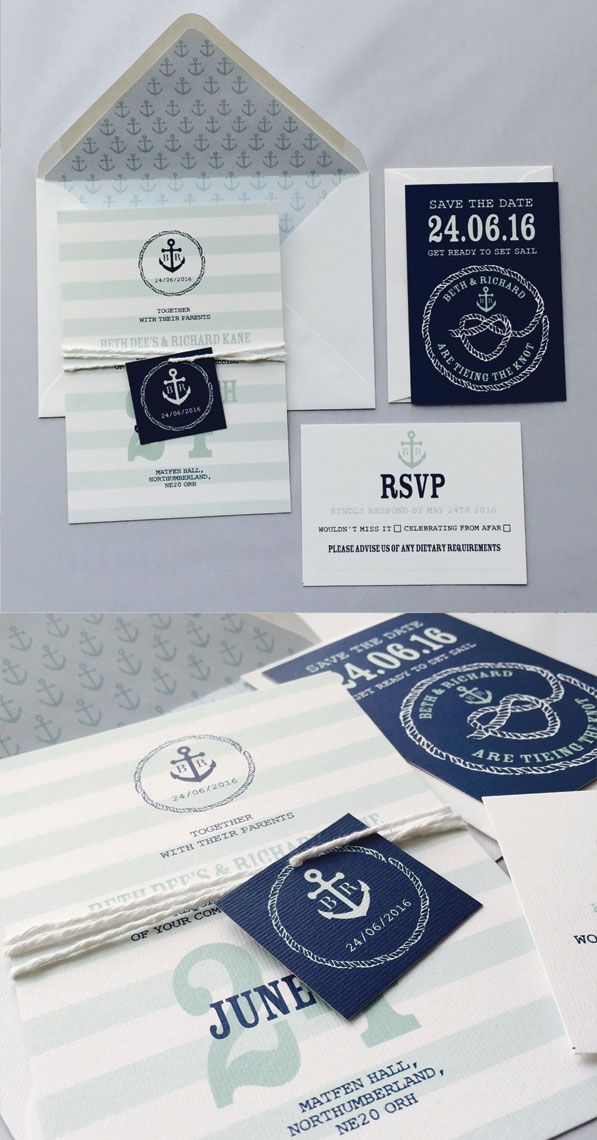 httpswwwetsycomuklisting249734725 Nautical Wedding StationeryWedding StationaryWhite