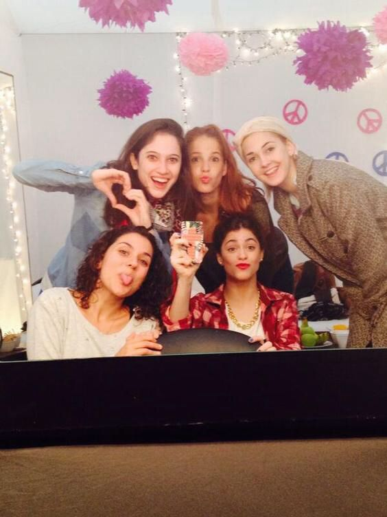 Martina stoessel And friends