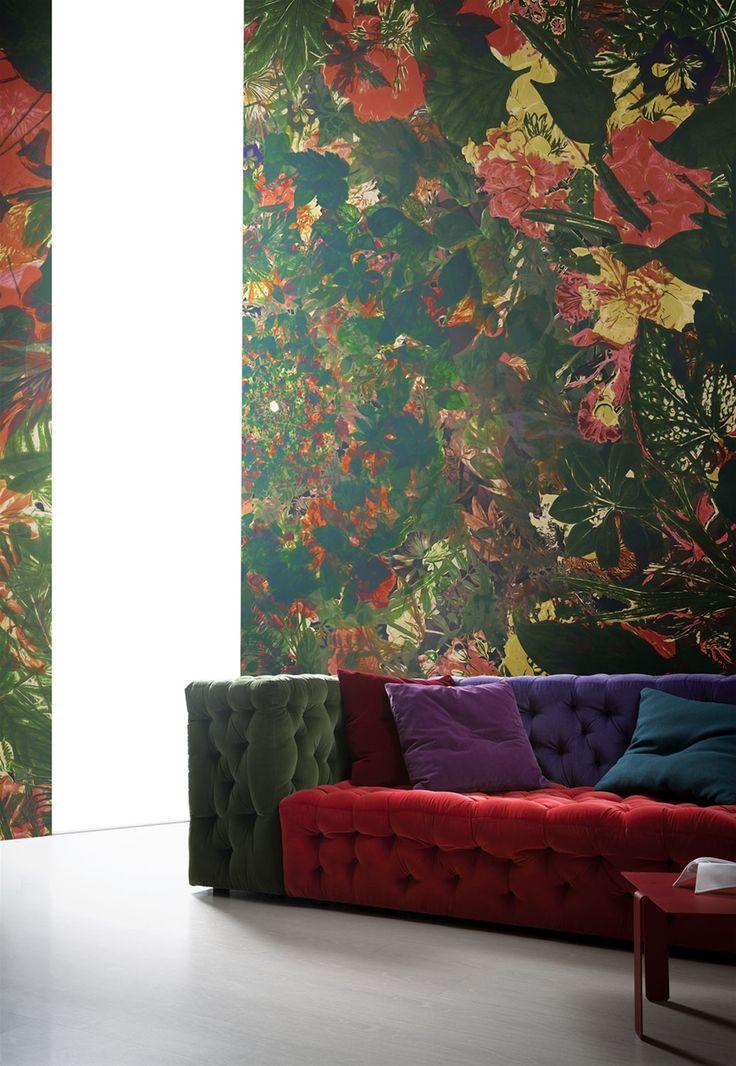 12 migliori immagini carta da parati su pinterest for Carta parati murales