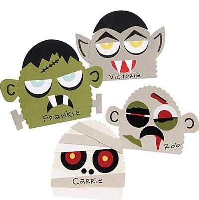 halloween card kits