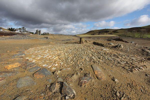 Buddle, Frongoch Mine