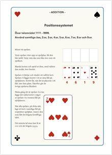 Huvudräkning med spelkort