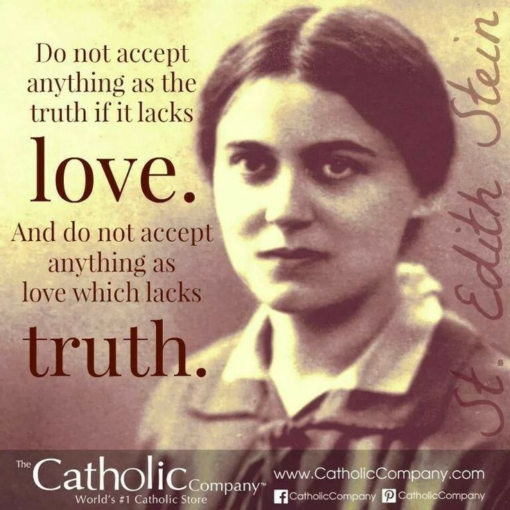 "St Teresa of the Cross (Edith Stein) used her intellectualism for the furtherance of the humanitarianism of the Catholic Church. Writing of St John of the Cross in her book, ""The Science of the Cross"""