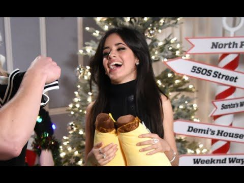 """CRAZY Merry Christmas from """"Camila Cabello"""" to YouTubers"""