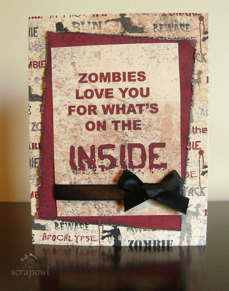 68 best images about zombies skyler valentine – Zombie Valentines Cards