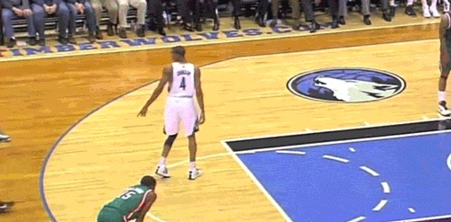 The 21 Greatest Unrequited High-Fives In Basketball History