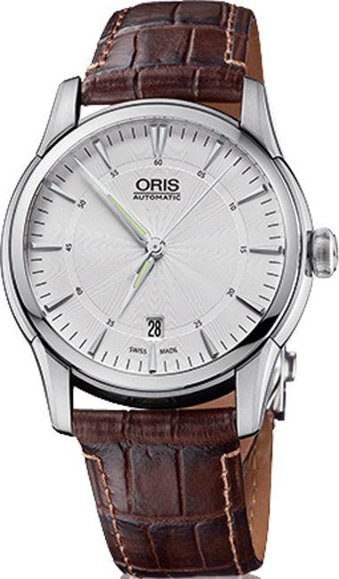 Oris Artelier Date 73376704051LS