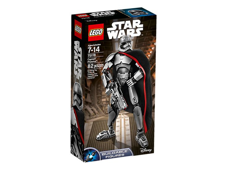 Buy LEGO STAR WARS Captain Phasma LAST ONE!!! for R549.00