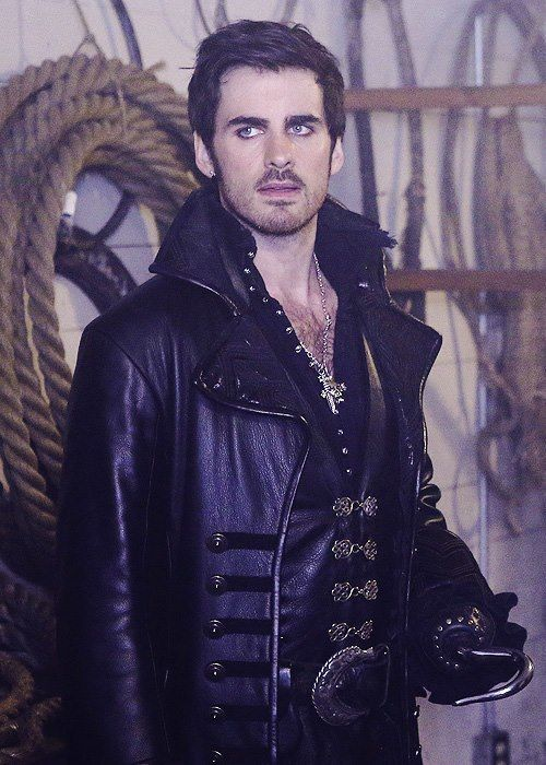 Day 1: Favorite male character -Captain Hook (Killian Jones): To me, Hook isn't that much of a villian. In the finale, he had started to change. His backstories were very awesome and sad. Other than that, he is sooo hot! How could you not like him?