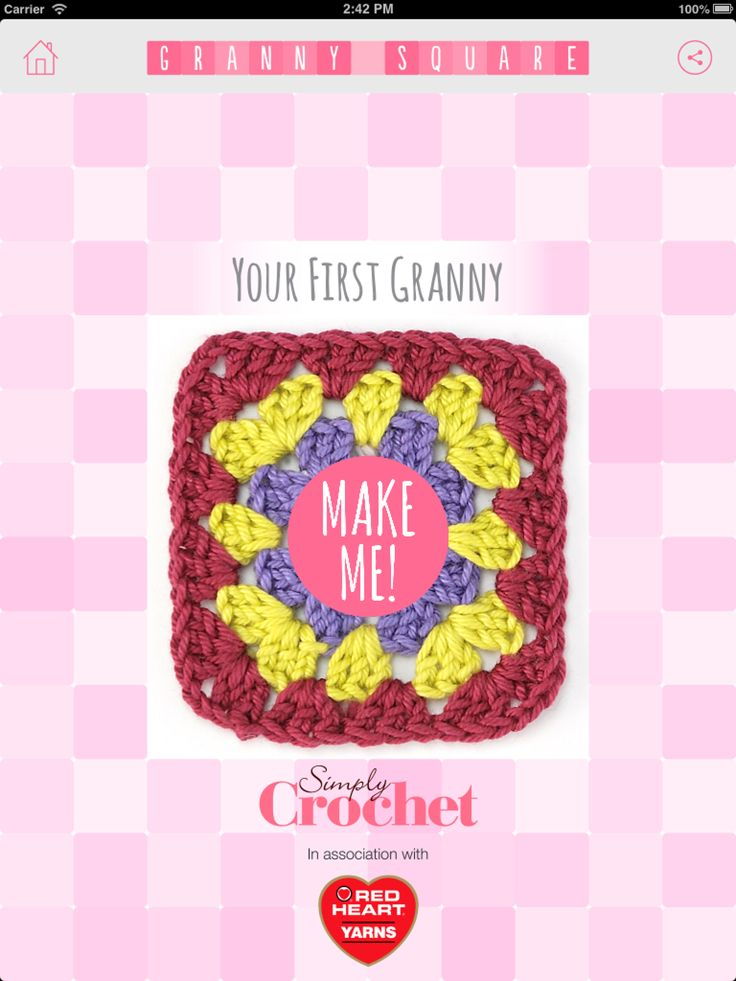 Get this FREE app with a new motif pattern each week! iPhone and iPad only
