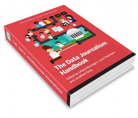 Het Data Journalism Handbook is nu beschikbaar
