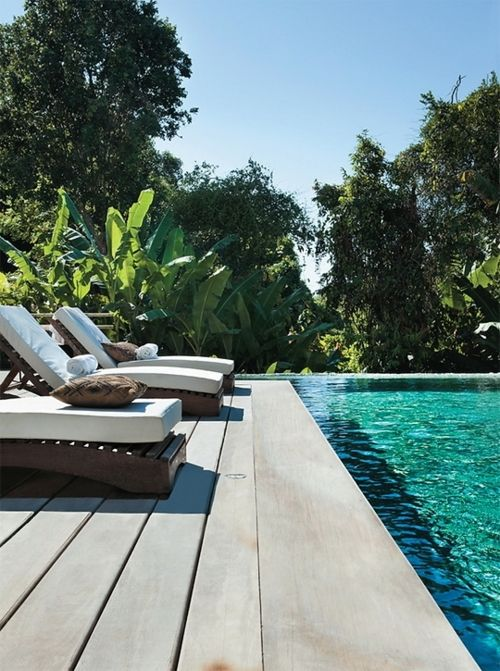 Perfect place to relax: Beach House, Favorite Places, Exterior, Dream, Outdoor, Pools, Garden