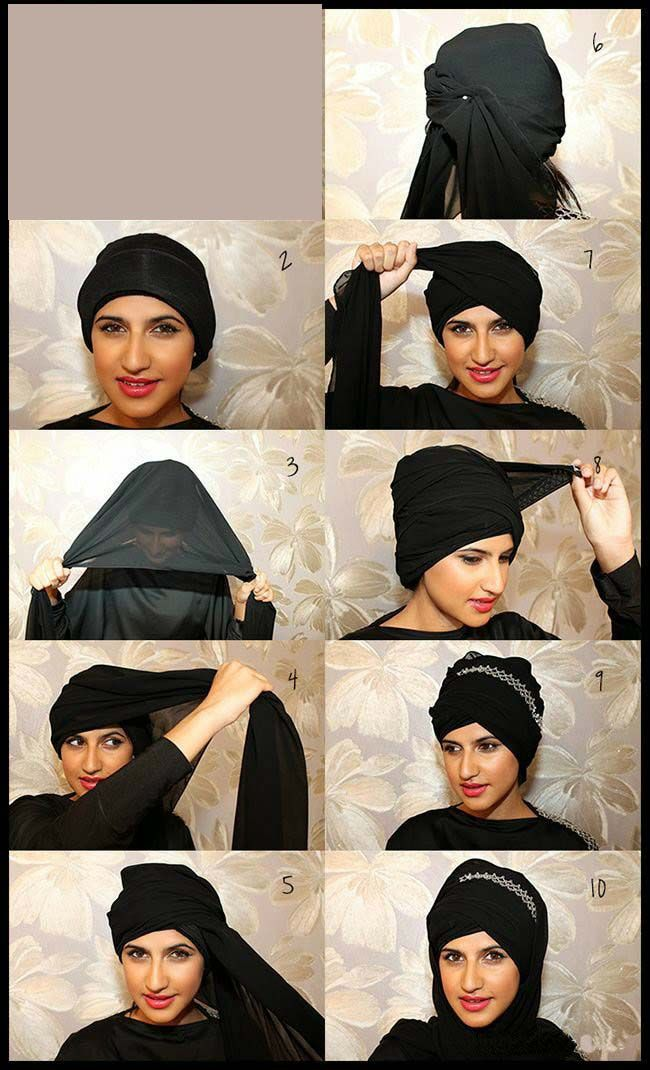 Best 25+ Hijab Tutorial ideas only on Pinterest  Hijab