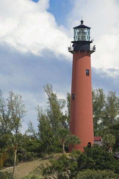 Jupiter Inlet Lighthouse, Florida.