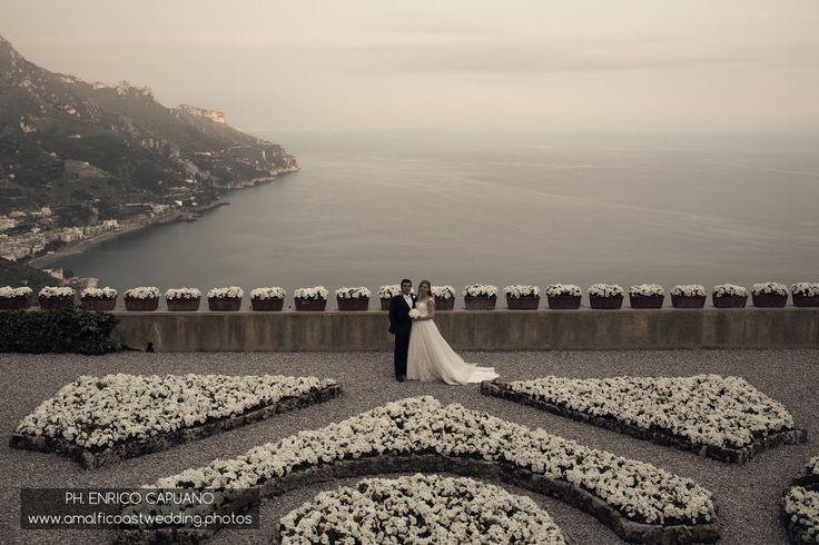 Villa rufolo wedding