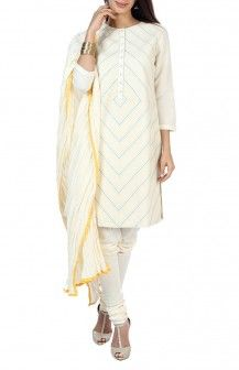 Geometric Design Salwar By Manish Gupta  Rs. 15,800