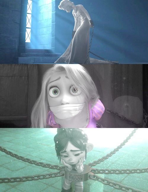 my three favorite Disney's had the star locked up WHYYYY!? ~~kawaii princess