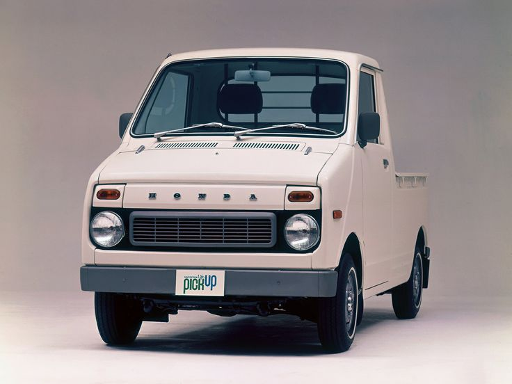 loudpop: 1972 Honda Life Step Van