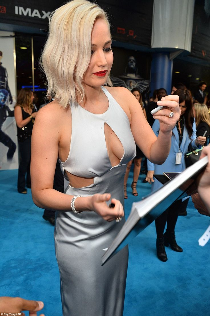 Taking the time: The superstar was dedicating her red carpet moment to those who had waite...