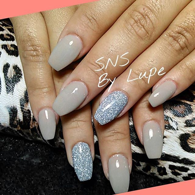 Sns Nails Dipping Powder By Lupe Pinterest And