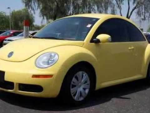 2010 Volkswagen New Beetle Lunde's Peoria Volkswagen Phoenix, AZ