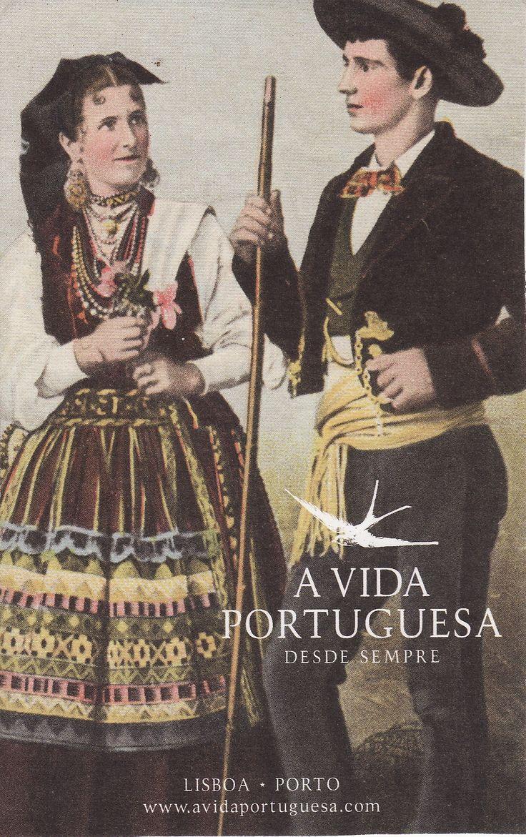 A Vida Portuguesa label