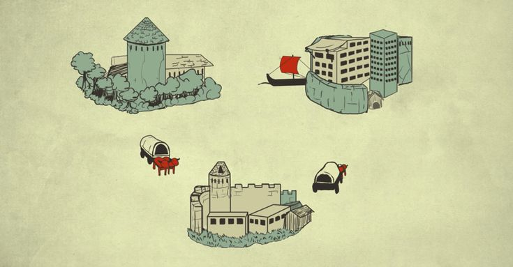 How the World's First Cities Got Started