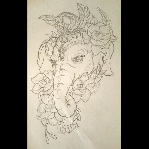 A sketch for one of fridays tattoos #tattoo...