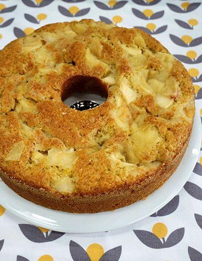 Cardamom-Kuchen von Lotta Jansdotter