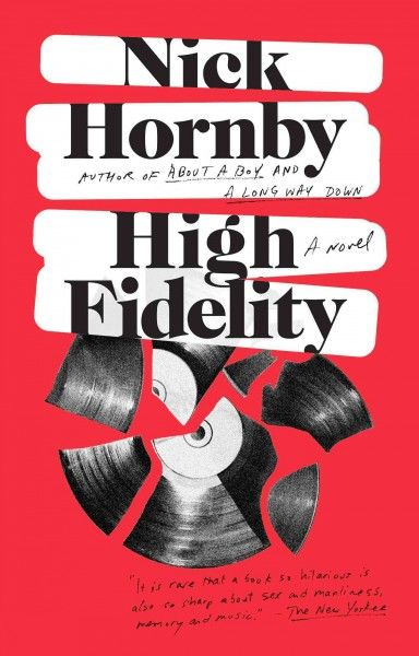 Ali / March 2016  High Fidelity by Nick Hornby