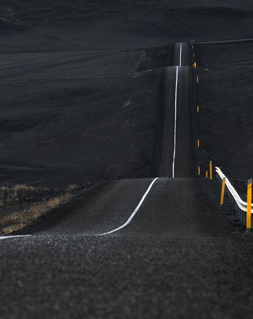 """vurtual: """" Road to nowhere (by Jan Gravekamp) """""""