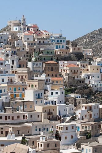 Olympos Village with it's narrow streets and it's traditional houses and architecture