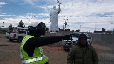 Vigilará DGTM evento conmemorativo de aniversario de visita Papal en Juárez | El Puntero