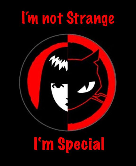 Emily the Strange Deviant ID by jediprincess