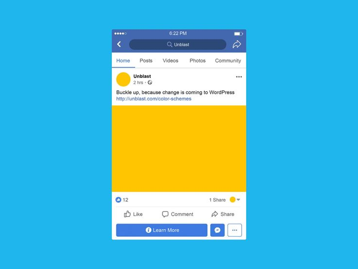 Facebook Mobile Post Mockup Psd In 2021 Facebook Post Mockup Facebook Mockup Mobile Mockup