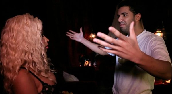 Drake Featured In Nicki Minaj's Pink Friday: Roman Reloaded- The Re-Up DVD