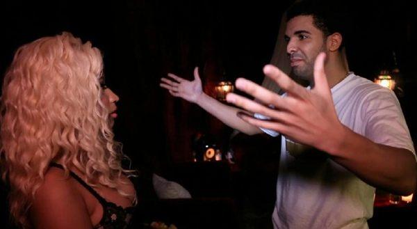 Drake Featured In Nicki Minaj's Pink Friday: Roman Reloaded- The Re-Up DVD