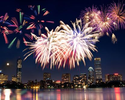 fourth of july fireworks nyc 2015